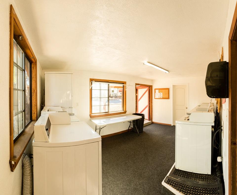 Laundry Facilities Vineyard Rv Park