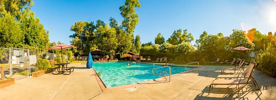 Pool Vineyard Rv Park