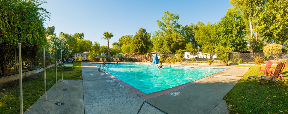 Pool Vineyard Rv Park