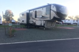 Premium Back In Sites Vineyard Rv Park